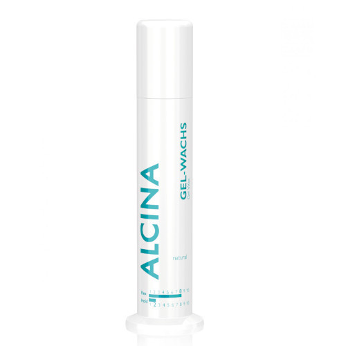 Alcina Gel-vosk na vlasy Natural (Gel Wax) 100 ml