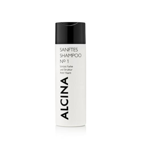 Alcina Jemný šampon pro ochranu barvy N°1 (Sanftes Shampoo) 200 ml