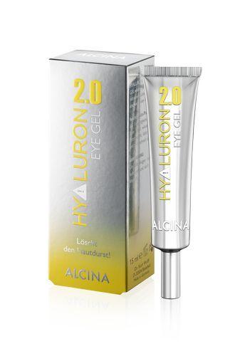 Alcina Oční gel Hyaluron 2.0 (Eye Gel) 15 ml