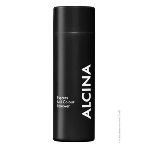 Alcina Odlakovač na nehty (Express Nail Colour Remover) 100 ml