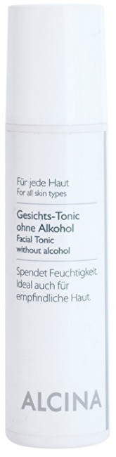 Alcina Pleťové tonikum bez alkoholu (Facial Tonic Without Alcohol) 200 ml