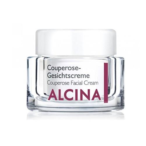 Alcina Posilující krém na rozšířené a popraskané žilky (Couperose Facial Cream) 50 ml