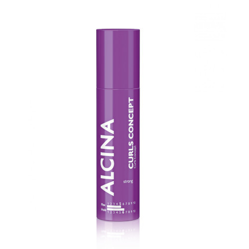 Alcina Stylingový gel na vlasy Strong (Curls Concept) 100 ml