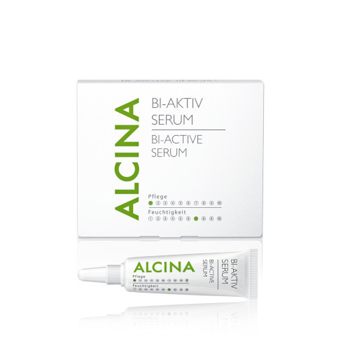 Alcina Vitalizační sérum pro citlivou pokožku hlavy Haar Therapie (Bi-Active Serum) 5 x 6 ml