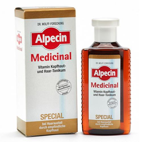 Alpecin Vlasové tonikum pro citlivou pokožku (Medicinal Special Liquid) 200 ml
