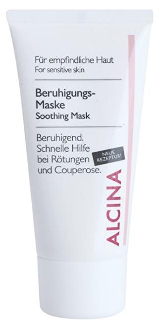 Alcina Zklidňující pleťová maska (Soothing Mask) 50 ml