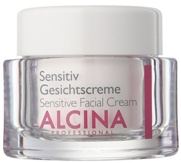 Alcina Zklidňující pleťový krém (Sensitive Facial Cream) 50 ml