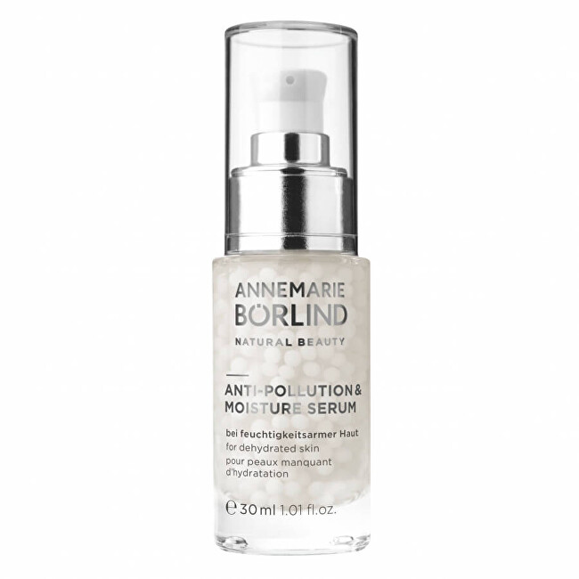 ANNEMARIE BORLIND Perlové hydratačné sérum (Anti-pollution & Moisture Serum) 30 ml
