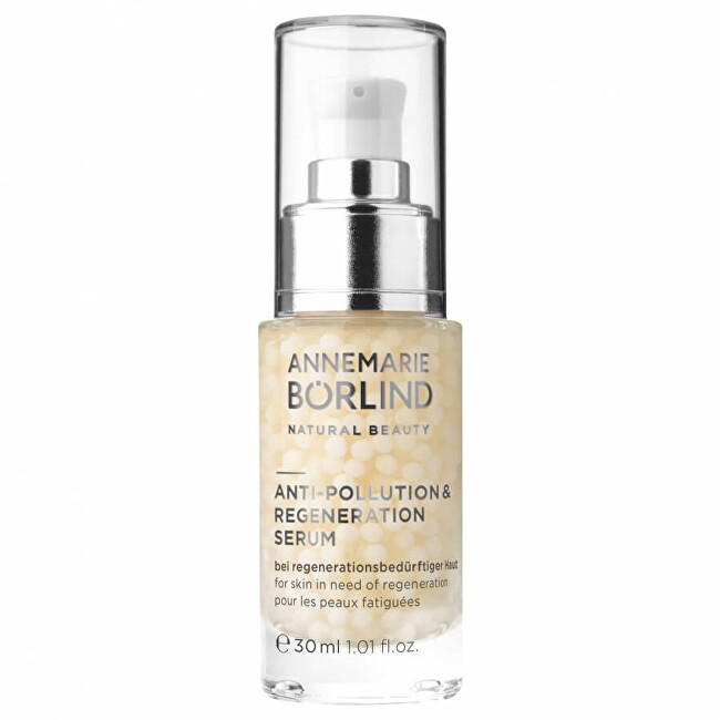 ANNEMARIE BORLIND Perlové regeneračné sérum (Anti-pollution & Regeneration Serum) 30 ml