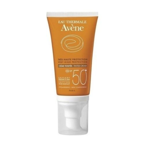 Avène Tónovací opalovací krém SPF 50+ (Tinted Cream) 50 ml
