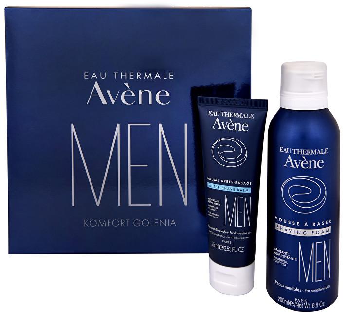 Avène Dárková sada na holení pro muže MEN