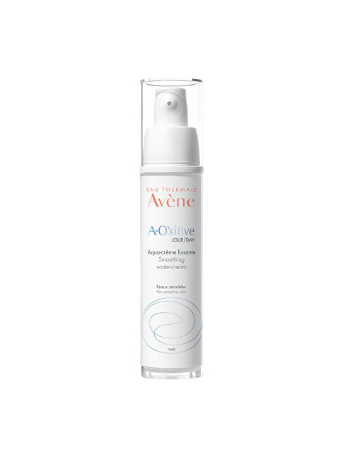 Avène Denní vyhlazující krém pro citlivou pleť A-Oxitive (Day Smoothing Water Cream) 30 ml
