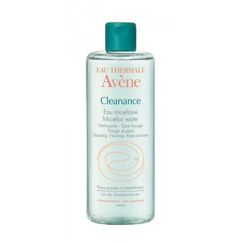 Avène Micelárna voda Avene Cleanance (Micellar Cleansing Water) 400 ml