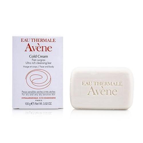 Avène Hydratační mýdlo pro suchou až velmi suchou pokožku Cold Cream (Ultra Rich Soap) 100 g