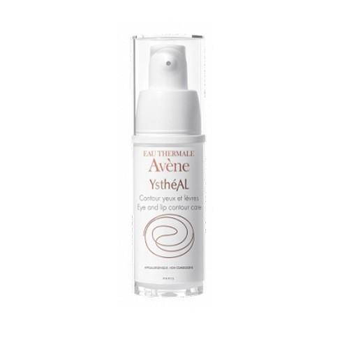 Avène Noční krém na kontury očí a rtů YsthéAL (Eye And Lip Contour Care) 15 ml