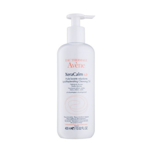 Avène Relipidačný umývací olej XeraCalm (Lipid Replenishing Cleansing Oil) 400 ml