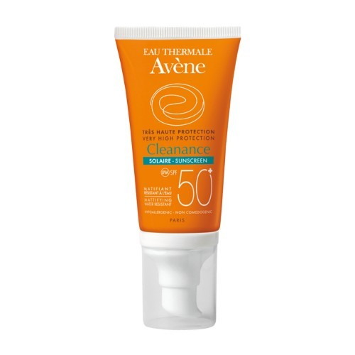 Avène Slnečná ochrana SPF 50  Cleanance (Very High Protection) 50 ml