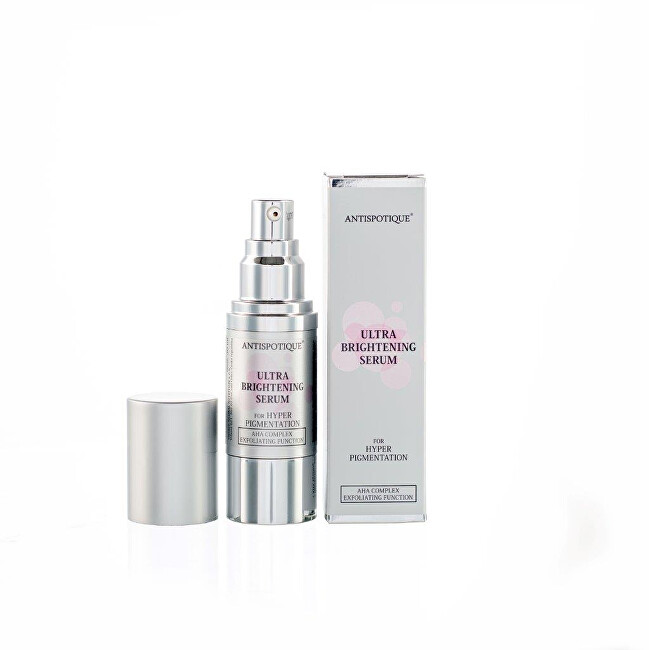 Antispotique Ultra rozjasňující pleťové sérum Ultra Brightening Serum 30 ml