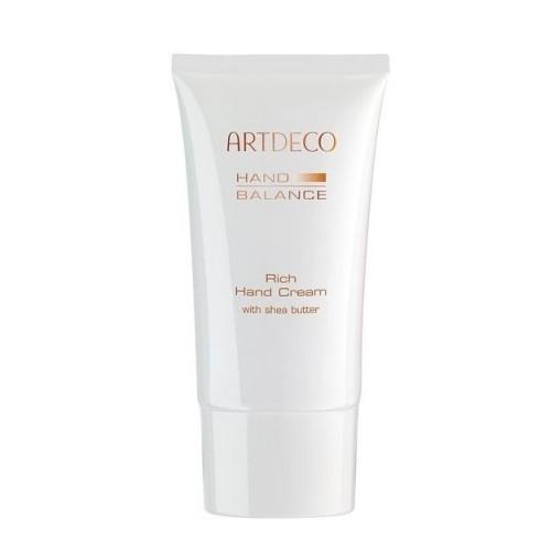 Artdeco Bohatý krém na ruky s bambuckým maslom Hand Balance (Rich Hand Cream With Shea Butter) 75 ml