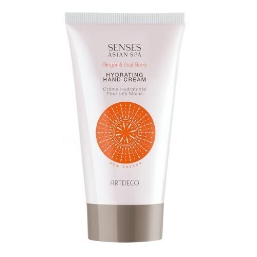 Artdeco Hydratačný krém na ruky so zázvorom a kustovnice Senses Asia Spa (Hydrating Hand Cream) 75 ml