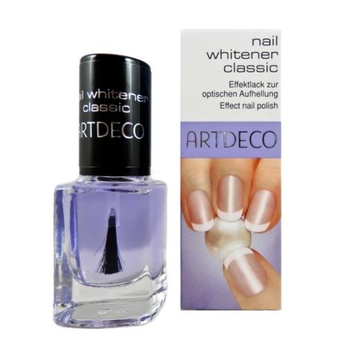 Artdeco Rozjasňujúci transparentný lak na nechty (Nail Whitener Classic ) 10 ml