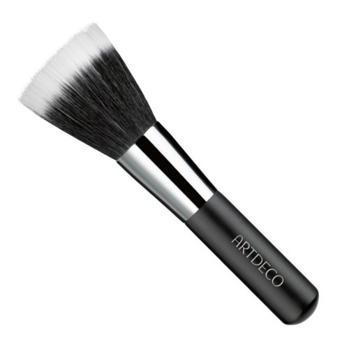 Arteco Brush štětec na make-up a pudr z kozích chlupů a nylonových vláken Powder & Make-Up Brush Premium Quality