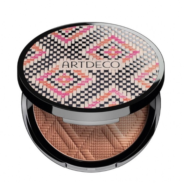 Artdeco Viacfarebný bronzer All Seasons Bronzing Powder 20 g