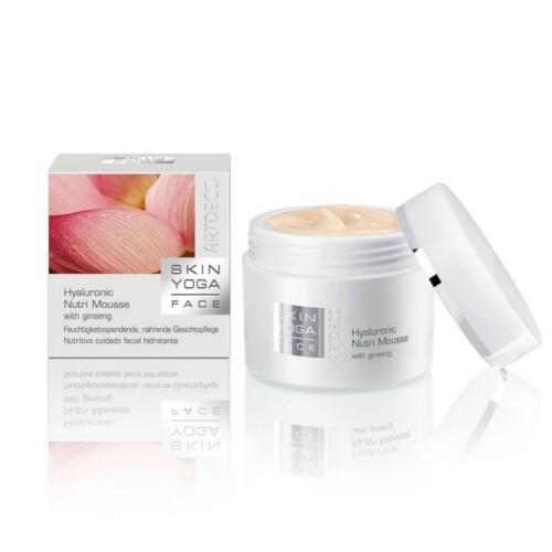 Artdeco Vyživující nadýchaná pleťová pěna s ženšenem Skin Yoga Face (Hyaluronic Nutri Mousse With Ginseng) 50 ml