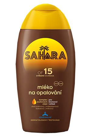 Astrid Mléko na opalování OF 15 Sahara 200 ml