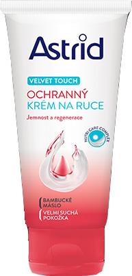 Astrid Ochranný krém na ruce pro velmi suchou pokožku Velvet Touch 100 ml