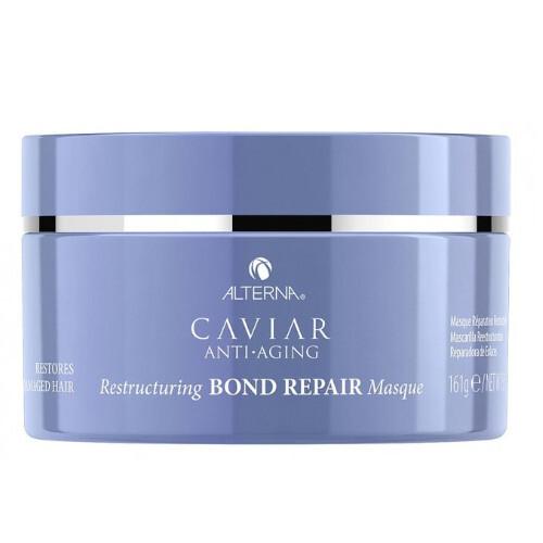 Alterna Hloubkově obnovující maska na poškozené vlasy Caviar Anti-Aging (Restructuring Bond Repair Masque) 161 g