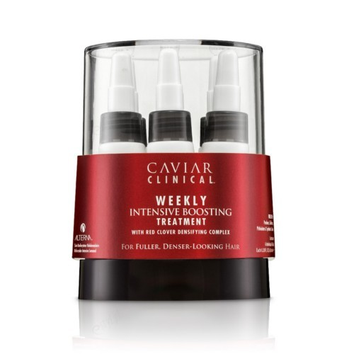 Alterna Intenzivní kúra pro ošetření pokožky hlavy Caviar Clinical (Weekly Intensive Boosting Treatment) 6 x 6 ml