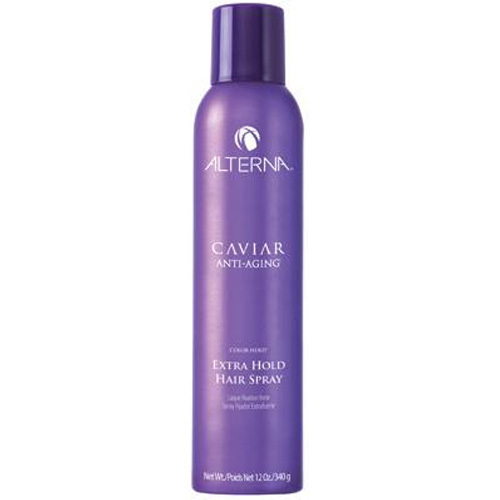 Alterna Kaviárový extra tužící lak na vlasy Caviar Anti-Aging (Extra Hold Hair Spray) 400 ml