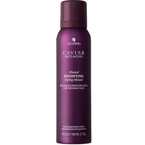 Alterna Lehká stylingová pěna pro řídnoucí vlasy Caviar Anti-Aging (Clinical Densifying Styling Mousse) 145 g