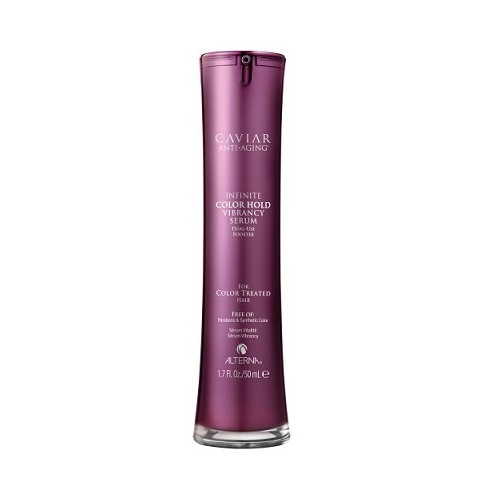 Alterna Obnovující sérum na ochranu barvy vlasů Caviar (Infinite Color Hold Vibrancy Serum Dual-Use Booster) 50 ml