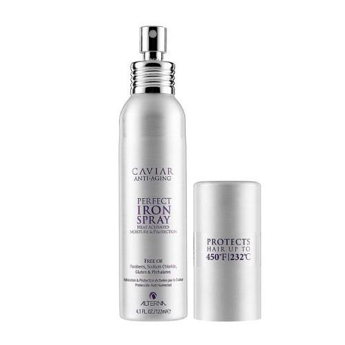 Alterna Sprej pro ochranu vlasů při tepelném stylingu Caviar (Perfect Iron Spray) 122 ml
