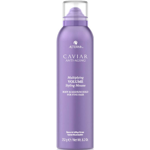 Alterna Stylingová pěna pro větší objem jemných vlasů Caviar Anti-Aging (Multiplying Volume Styling Mousse) 232 g
