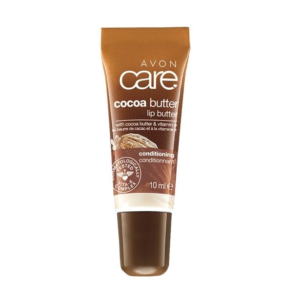 Avon Balzám na rty s kakaovým máslem a vitamínem E SPF 15 (Lip Butter) 10 ml