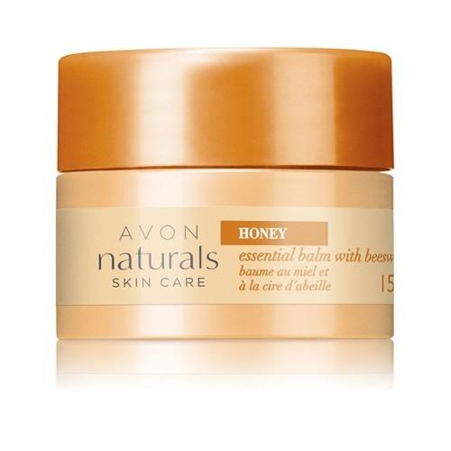 Avon Balzam sa včelím voskom Natura l s ( Essential Balm With Beeswax) 15 ml
