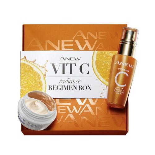 Avon Dárková sada pro ženy Anew Vitamin C