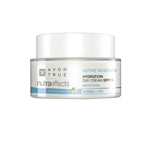 Avon Hydratačný denný krém Nutra Effect SPF 15 (Hydration Day Cream) 50 ml