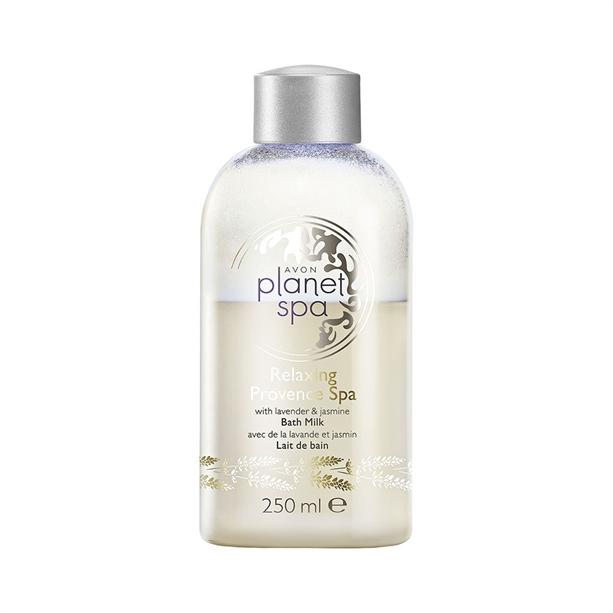 Avon Hydratační mléko do koupele s levandulí a jasmínem Planet Spa ( Shower & Bath Lotion) 250 ml