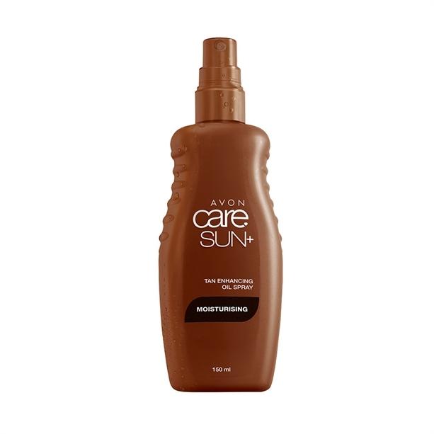 Avon Olej pro zvýraznění opálení ve spreji (Tan Enhancing Oil Spray) 150 ml