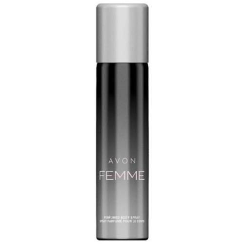 Avon Parfémovaný tělový deodorant ve spreji Femme (Parfumed Body Spray) 75 ml