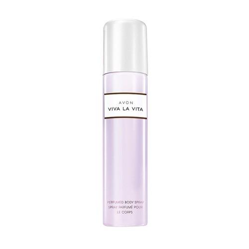 Avon Parfumovaný telový sprej Viva La Vita 75 ml