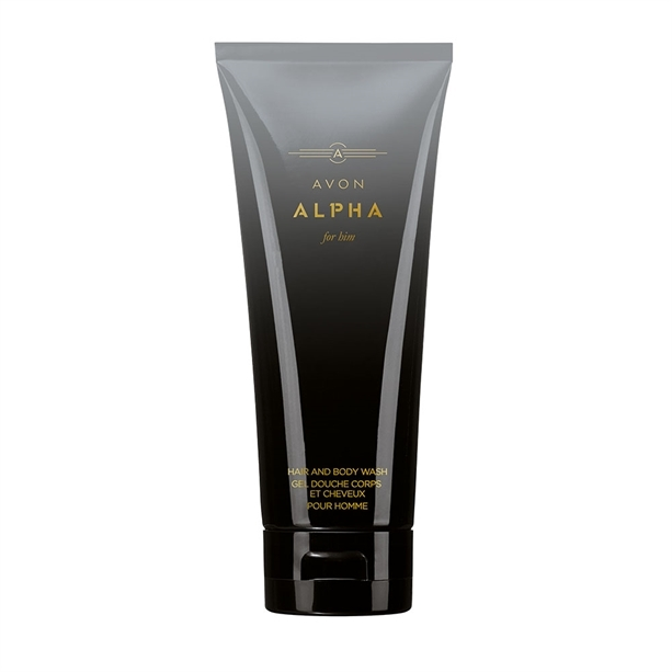 Avon Alpha for Him sprchový gel 200 ml