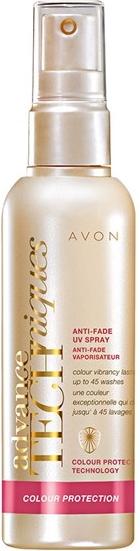 Avon Sprej s UV filtrom na ochranu farby pre všetky typy vlasov Advance Techniques 100 ml