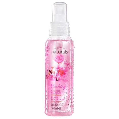 Avon Tělový sprej s Třešňovým Květem Naturals 100 ml