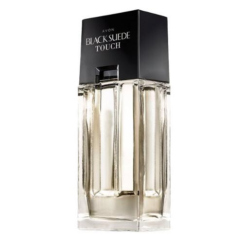 Avon Toaletní voda Black Suede Touch 125 ml