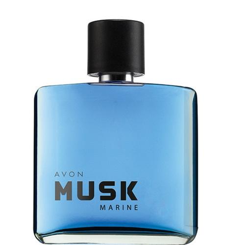 Avon Toaletní voda Musk Marine 75 ml